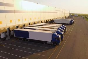 There must be direct engagement with logistics businesses