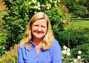 Faith Ramsay, new chair of trustees at horticulture therapy charity Thrive