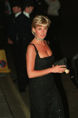 Princess Diana 2003 PRINCESS DIANA ARRIVES AT THE TATE GALLERY FOR THE CENTENARY GALA DINNER *24/10/03: Three photographers who took pictures of the crash which killed the Princess were going on trial in Paris. Jacques Langevin, Christian Martinez and freelancer Fabrice Chassery are alleged to have taken photographs of the inside of the wreckage of the car. The Frenchmen were charged with invasion of privacy following complaints filed by Mohamed al Fayed, whose son Dodi also died in the accident in 1997.