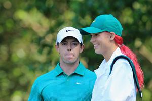 Second thoughts: Rory McIlroy has decided to end his romance with Caroline Wozniacki