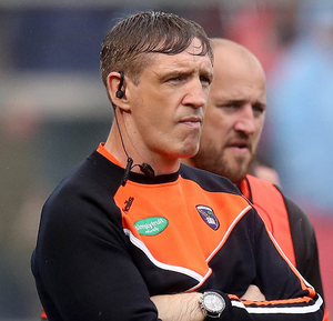 No excuses: Kieran McGeeney knows the better side won