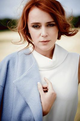 Leading lady: Keeley Hawes has played a number of parts in her career