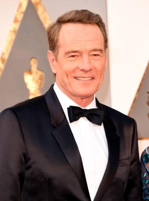 HOLLYWOOD, CA - FEBRUARY 28: Actor Bryan Cranston attends the 88th Annual Academy Awards at Hollywood & Highland Center on February 28, 2016 in Hollywood, California.  (Photo by Jason Merritt/Getty Images)