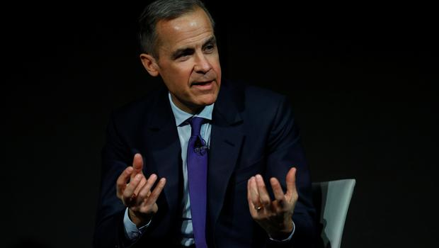 Mark Carney said in February that rates would need to rise further and faster to rein in inflation. (Peter Nicholls/PA)