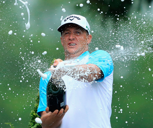Cork popped: Alex Noren wins the BMW PGA Championship
