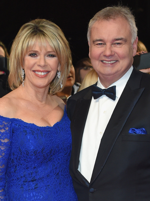 Eamonn Holmes with his wife Ruth Langsford