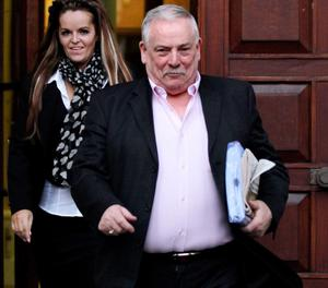 Tom McFeely prospered as a property developer in the Republic after his release from jail