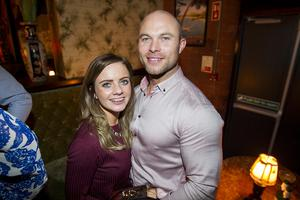 People out at Ritas. Saturday 24th October 2015 by Liam McBurney/RAZORPIX
