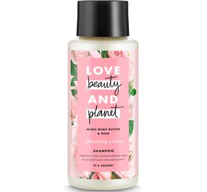 Love Beauty and Planet blooming colour shampoo