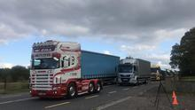 Northern Ireland hauliers will have to complete checks on goods (Cate McCurry/PA)