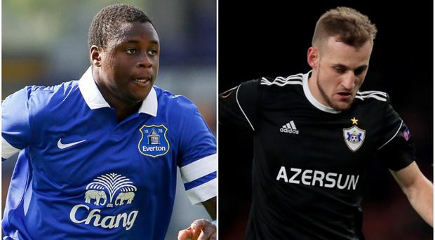 Former Everton forward Magaye Gueye and Azerbaijan captain Maksim Medvedev are two of Qarabag's main men.