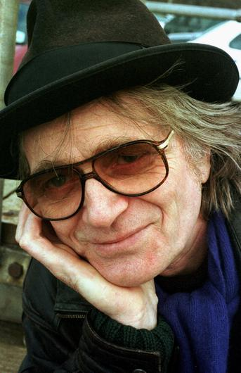 Singer Musician Henry McCullough April 2003