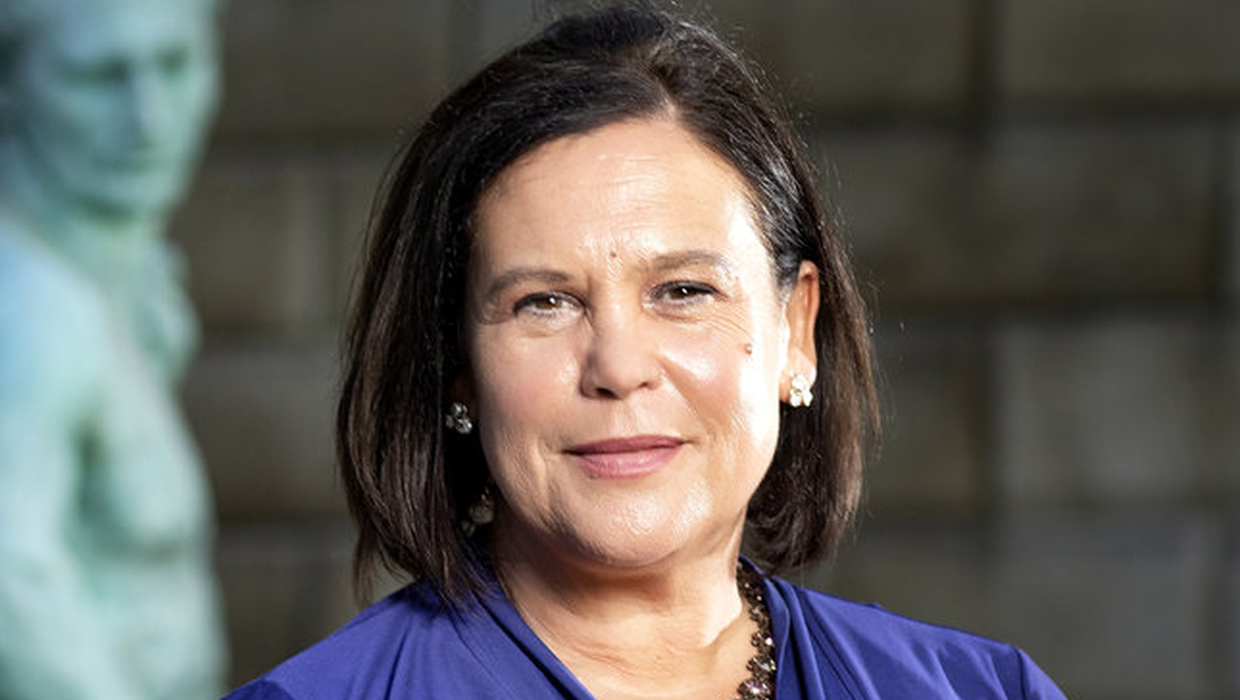 The Big Interview: Sinn Fein, the IRA and me - Mary Lou McDonald