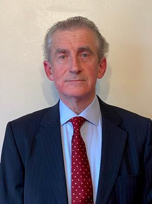 Retired solicitor Paul Kennedy
