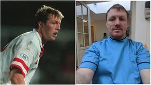 Former Ulster player Eric Miller is now working on the coronavirus frontline at a Dublin nursing home.