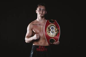 Absolute belter: IBF World king Ryan Burnett will aim for unification glory at the SSE Arena in Belfast