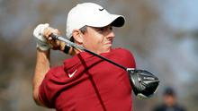 Rory McIlroy is using TaylorMade's new SiM driver this season.