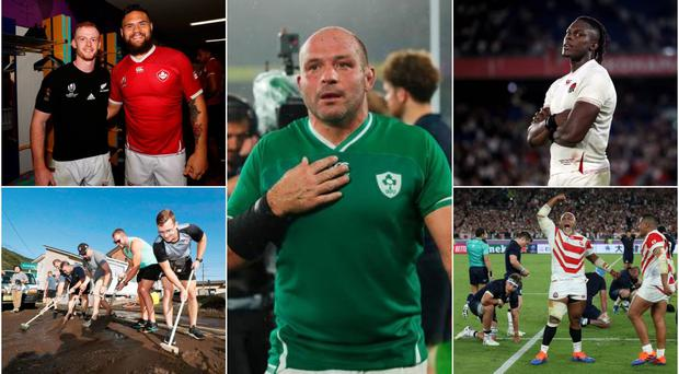 Jonathan Bradley has picked his top 20 moments of the Rugby World Cup.