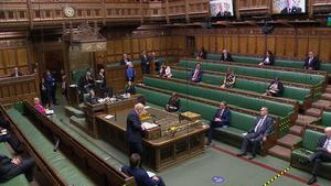 (House of Commons/PA)
