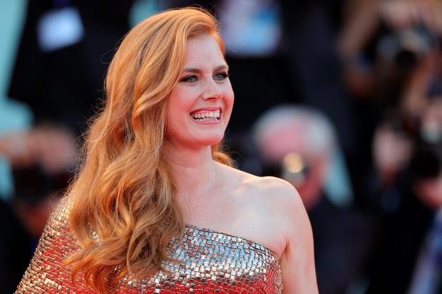 VENICE, ITALY - SEPTEMBER 02:  Amy Adams attends the premiere of 'Nocturnal Animals' during the 73rd Venice Film Festival at Sala Grande on September 2, 2016 in Venice, Italy.  (Photo by Vittorio Zunino Celotto/Getty Images)