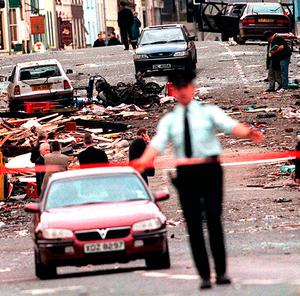The 1998 Omagh bombing