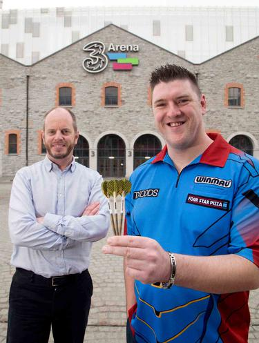 Daryl Gurney Hoping To Tap Into New Darts Fanbase In Bid For