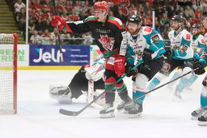 Out-Boxed: Jonathan Boxill can't stop the Cardiff Devils from scoring last night