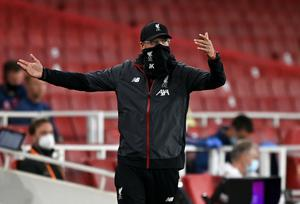 Jurgen Klopp admitted a lack of concentration proved costly for Liverpool (Shaun Botterill/NMC Pool)