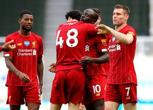 Liverpool are the Premier League champions and won the title in record-breaking style.