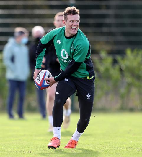 Choice pick: Billy Burns has earned the right to start at the weekend