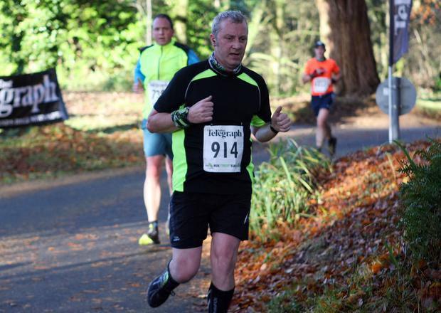 Mandatory Credit - Picture by Freddie Parkinson/Press Eye © Saturday 19th November 2016 Belfast Telegraph Run Forest Run Drum Manor Forest Park, Drum Road, Cookstown BT80 9RT Graham Glass