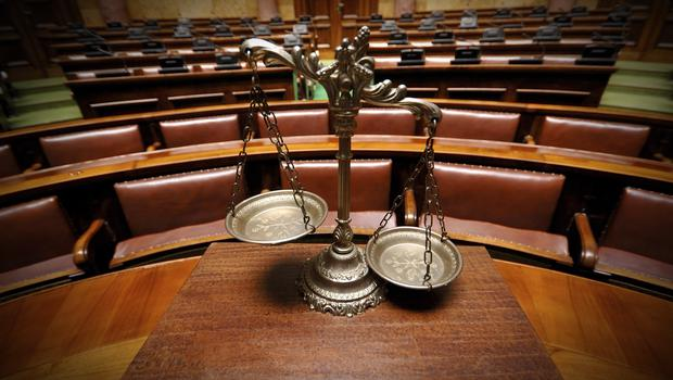 The four men will be sentenced next week (stock photo)