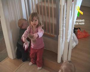 Still taken from undated Madeleine Fund handout video of Madeleine McCann who vanished from her family's holiday apartment in Praia da Luz in Portugal on May 3 last year. PRESS ASSOCIATION Photo. Issue date: Saturday December 20, 2008. Her parents Kate and Gerry McCann have released a new video featuring previously unseen footage of the little girl playing happily with her family before her disappearance. See PA story POLICE Portugal. Photo credit should read: Madeleine Fund/PA Wire