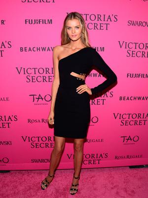 NEW YORK, NY - NOVEMBER 10:  Kate Grigorieva attends the 2015 Victoria's Secret Fashion After Party at TAO Downtown on November 10, 2015 in New York City.  (Photo by Grant Lamos IV/Getty Images)