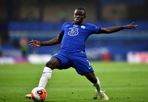 N'Golo Kante is set for a spell on the sidelines (Glyn Kirk/NMC Pool)