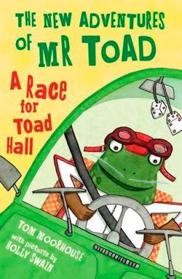 The New Adventures of Mr Toad