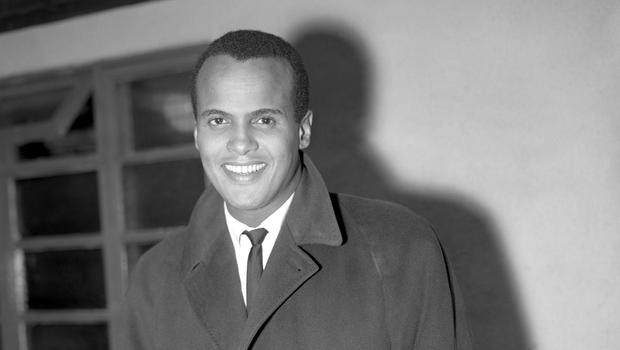 Harry Belafonte, who had a huge hit with the calypso song Day-O (PA)