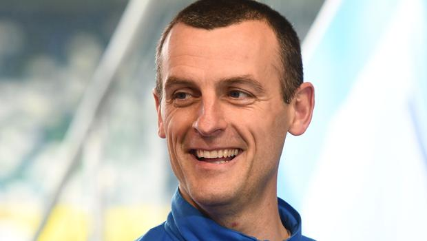 Coleraine manager Oran Kearney. Pic Pacemaker Press