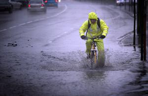 Northern Ireland is facing yet more stormy weather. Pic Charles McQuillan