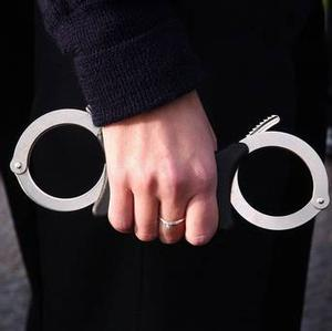 Police in Northern Ireland have made their first arrest under the new offence of paying for sex