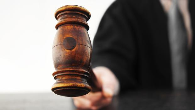 A 20-year-old man who stabbed his grandfather and cousin in an unprovoked early morning attack was handed a five-year sentence yesterday (stock photo)