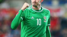 Where to now? Kyle Lafferty