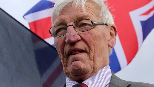Former British soldier Dennis Hutchings has been charged over the fatal 1974 shooting of a man in Northern Ireland (PA)