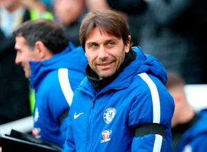 Friction reports: Chelsea manager Antonio Conte