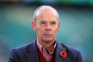 Sir Clive Woodward is incensed by the actions of the Barbarians players (Mike Egerton/PA)