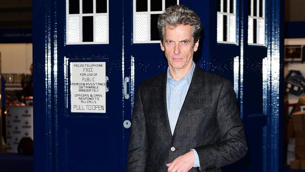 Peter Capaldi attending the Doctor Who Festival at the ExCel Centre in London (Ian West/PA)