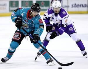 "The Belfast Giants could face rivals the Glasgow Clan at the Elite League's proposed ""Magic 5"" Weekend in September (William Cherry/Presseye)"