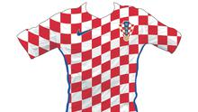 CROATIA Rank: 27 Coach: Ante Cacic Captain: Darijo Srna Best finish: Quarter-final 1996, 2008 Record: W6-D4-L4