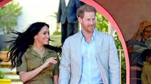 The Duke and Duchess of Sussex are likely to have secured a multi-million pound deal with Netflix (PA)