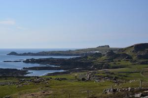 The view from Ardmalin Caravan Camp. Pic: Ardmalin Caravan Park